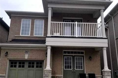 House for rent at 287 Oberfrick Ave Unit M&2nd Vaughan Ontario - MLS: N4410835