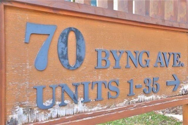 Monet Townhomes Condos: 70 Byng Avenue, Toronto, ON