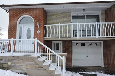Townhouse for rent at 1 Ashford Ct Unit Main Brampton Ontario - MLS: W4644777