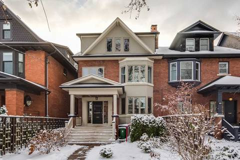 Townhouse for rent at 100 Admiral Rd Unit Main Toronto Ontario - MLS: C4644907