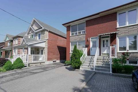 Townhouse for rent at 100 Peterborough Ave Unit Main Toronto Ontario - MLS: W4700113