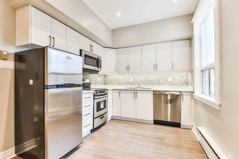 Townhouse for rent at 100 Rainsford Rd Unit Main Toronto Ontario - MLS: E4664714