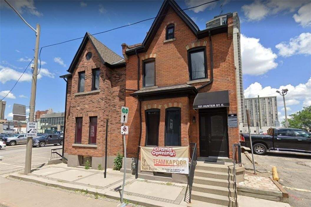 Commercial property for lease at 101 Hunter St E Apartment MAIN Hamilton Ontario - MLS: H4087439