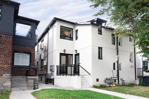 Townhouse for rent at 1088 Avenue Rd Unit Main Toronto Ontario - MLS: C4589329