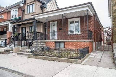 House for rent at 113 Lappin Ave Unit Main Toronto Ontario - MLS: W4688108
