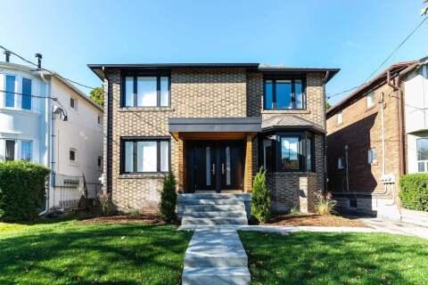 Townhouse for rent at 114 Braemar Ave Unit Main Toronto Ontario - MLS: C4954394