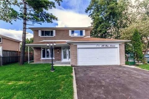 House for rent at 114 Slan Ave Unit Main Toronto Ontario - MLS: E4627030