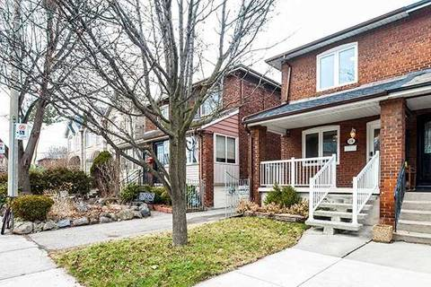 Townhouse for rent at 116 Chandos Ave Unit Main Toronto Ontario - MLS: W4683170