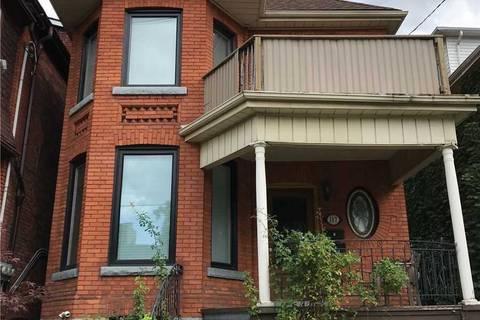 House for rent at 117 Wellington St Unit Main Hamilton Ontario - MLS: X4681646