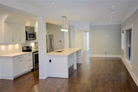 Townhouse for rent at 119 Balmoral Main Floor Ave Unit (Main) Toronto Ontario - MLS: C4458851