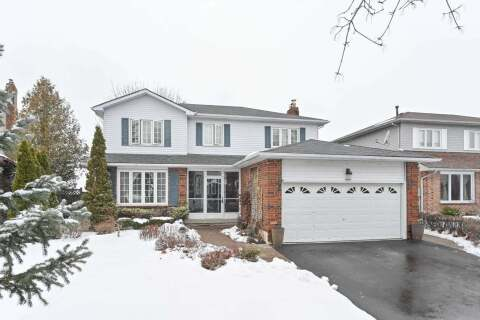 House for rent at 12 Evaleigh Ct Unit Main Whitby Ontario - MLS: E4778093