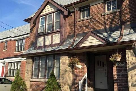 Townhouse for rent at 1227 Avenue Rd Unit Main Toronto Ontario - MLS: C4409847