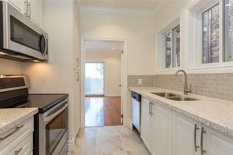 Townhouse for rent at 123 Seaton St Unit Main Toronto Ontario - MLS: C4681877