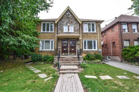Townhouse for rent at 128 Braemar Ave Unit Main Toronto Ontario - MLS: C4509589