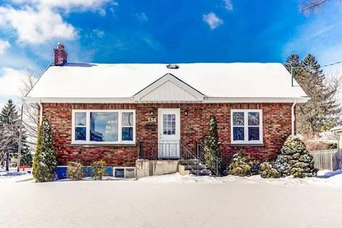 Townhouse for rent at 134 Harmony Rd Unit Main Oshawa Ontario - MLS: E4390419