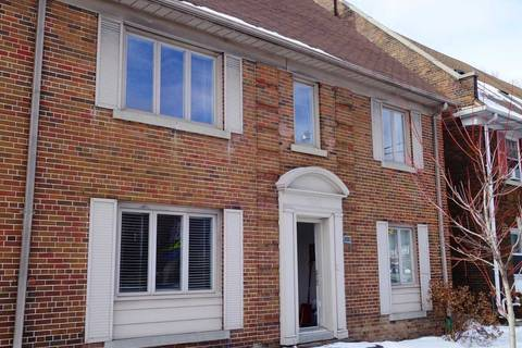 Townhouse for rent at 1350 Avenue Rd Unit Main Toronto Ontario - MLS: C4689391