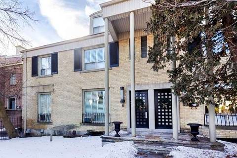 Townhouse for rent at 1390 Avenue Rd Unit Main Toronto Ontario - MLS: C4420209