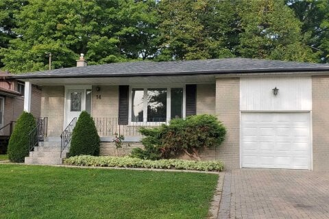 House for rent at 14 Flavian Cres Unit Main Toronto Ontario - MLS: C4913164