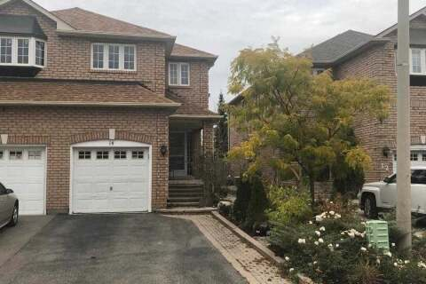 Townhouse for rent at 14 Manett Cres Unit Main Brampton Ontario - MLS: W4958337