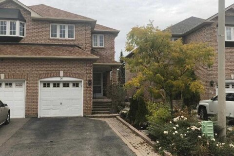 Townhouse for rent at 14 Manett Cres Unit Main Brampton Ontario - MLS: W4991200