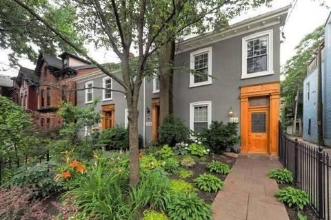 Townhouse for rent at 140 Seaton St Unit Main Toronto Ontario - MLS: C4719305