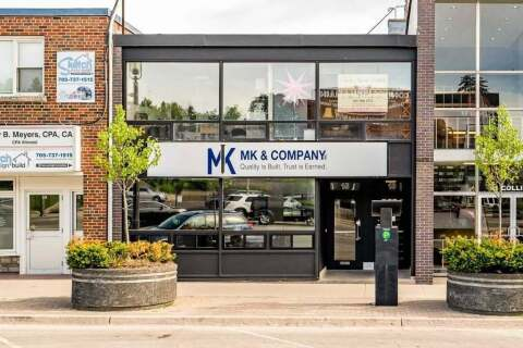 Commercial property for lease at 15 Collier St Apartment Main Barrie Ontario - MLS: S4797341