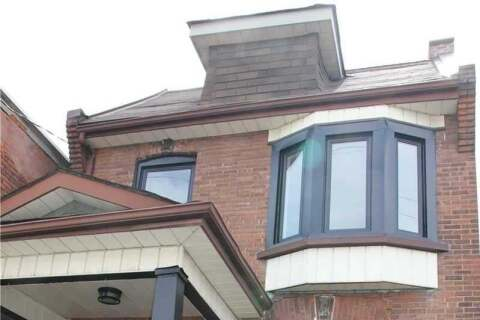 House for rent at 151 Wallace Ave Unit Main Toronto Ontario - MLS: W4771189