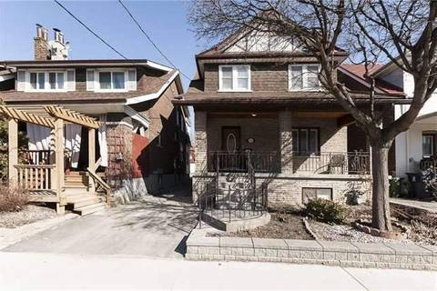 House for rent at 169 Oakwood Ave Unit Main Toronto Ontario - MLS: C4415674