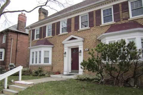 Townhouse for rent at 1691 Bathurst St Unit Main Toronto Ontario - MLS: C4688553