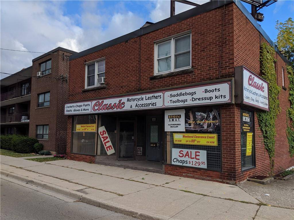 Commercial property for lease at 1813 King St E Apartment Main Hamilton Ontario - MLS: H4065193