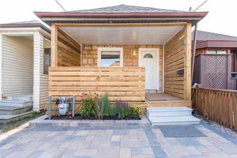 House for rent at 184 Cedric Ave Unit Main Toronto Ontario - MLS: C4632626