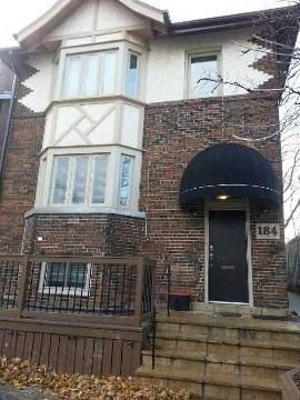 Townhouse for rent at 184 Highbourne Rd Unit Main Toronto Ontario - MLS: C4425957