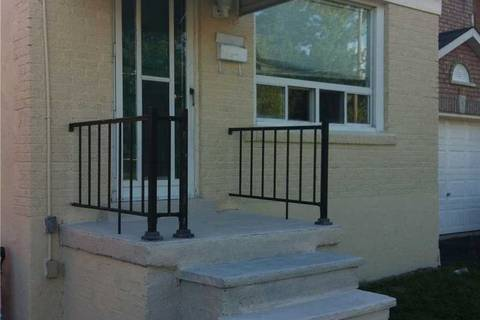 House for rent at 184 Magnolia Ave Unit Main Toronto Ontario - MLS: E4560131