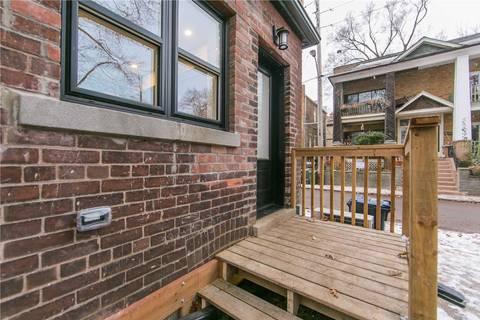 Townhouse for rent at 19 Fernwood Park Ave Unit Main Toronto Ontario - MLS: E4611556