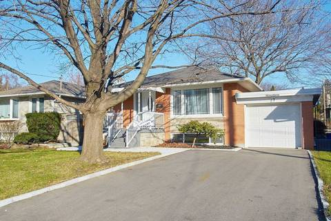 Home for rent at 19 Lormar Dr Unit Main Toronto Ontario - MLS: W4433878