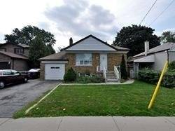 House for rent at 195 Cameron Ave Unit Main Toronto Ontario - MLS: C4697513