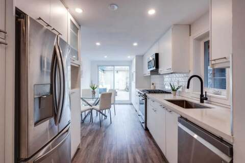 Townhouse for rent at 197 Gladstone Ave Unit Main Toronto Ontario - MLS: C4857512