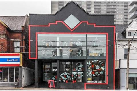 Commercial property for lease at 152 Avenue Rd Apartment Main/2 Toronto Ontario - MLS: C4670763