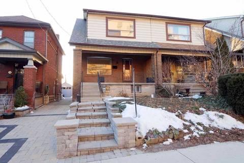 Townhouse for rent at 20 Winona Dr Unit Main Toronto Ontario - MLS: C4737139