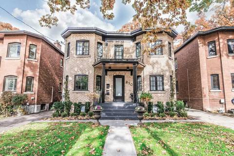 Townhouse for rent at 210 Rose Park Dr Unit Main Toronto Ontario - MLS: C4618828