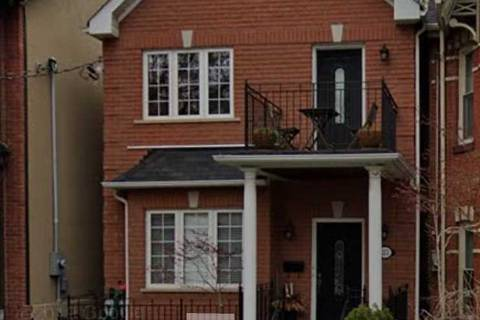 Townhouse for rent at 213 Major St Unit Main Toronto Ontario - MLS: C4572259