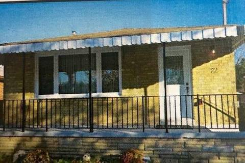 House for rent at 22 Citadel Dr Unit Main Toronto Ontario - MLS: E4598614