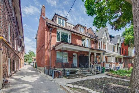Townhouse for rent at 229 Howland Ave Unit Main Toronto Ontario - MLS: C4522028