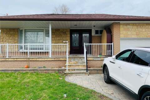 House for rent at 23 Crusader St Unit Main Toronto Ontario - MLS: E4779060