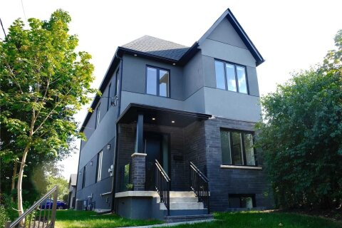House for rent at 235 Lambton Ave Unit Main Toronto Ontario - MLS: W4983732