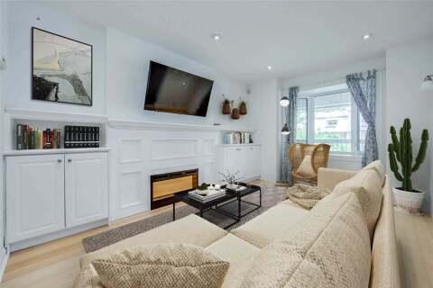 House for rent at 24 Barrington Ave Unit Main Toronto Ontario - MLS: E4808441