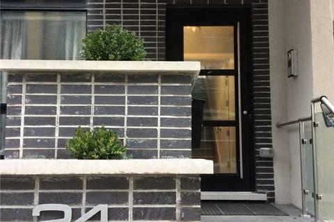Townhouse for rent at 24 Scollard St Unit Main Toronto Ontario - MLS: C4635692