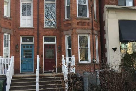 Townhouse for rent at 24 Soho St Unit Main Toronto Ontario - MLS: C4702652