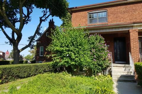 Townhouse for rent at 25 Greyton Cres Unit Main Toronto Ontario - MLS: C4615933