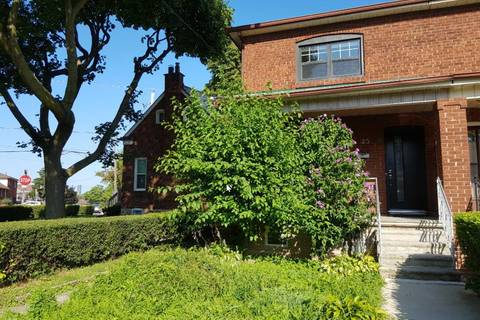 Townhouse for rent at 25 Greyton Cres Unit Main Toronto Ontario - MLS: C4737465